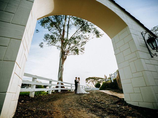 El matrimonio de María José y Pedro