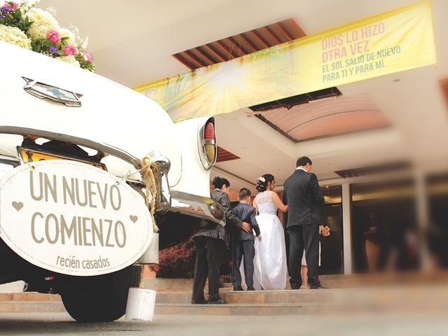 El matrimonio de Miguel y Mónica en Medellín, Antioquia 15