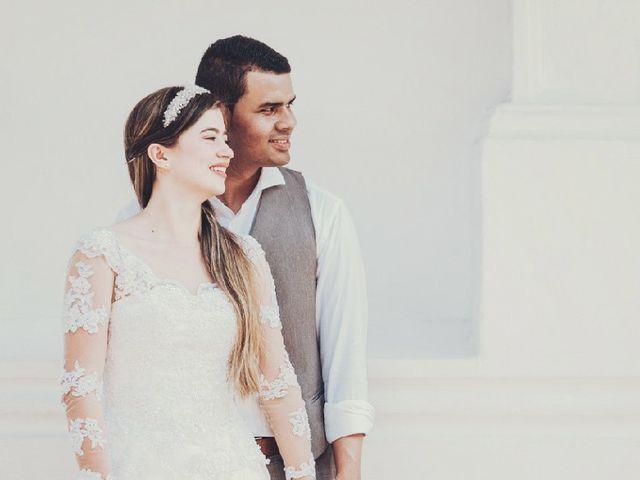El matrimonio de Juan Camilo y Marianella en Barranquilla, Atlántico 1