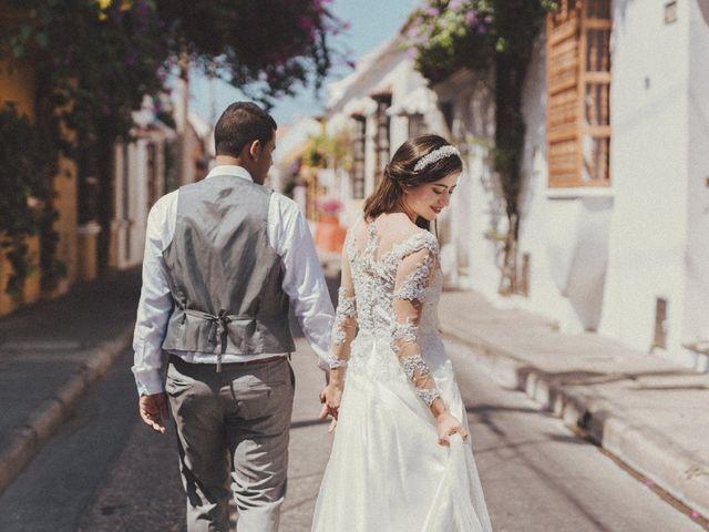 El matrimonio de Juan Camilo y Marianella en Barranquilla, Atlántico 25