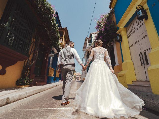 El matrimonio de Juan Camilo y Marianella en Barranquilla, Atlántico 36
