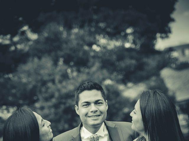 El matrimonio de Fabio y Vivian en Bogotá, Bogotá DC 13