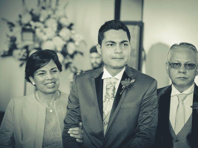 El matrimonio de Fabio y Vivian en Bogotá, Bogotá DC 21