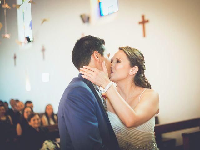El matrimonio de Fabio y Vivian en Bogotá, Bogotá DC 23