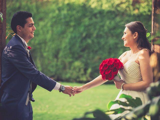 El matrimonio de Fabio y Vivian en Bogotá, Bogotá DC 30