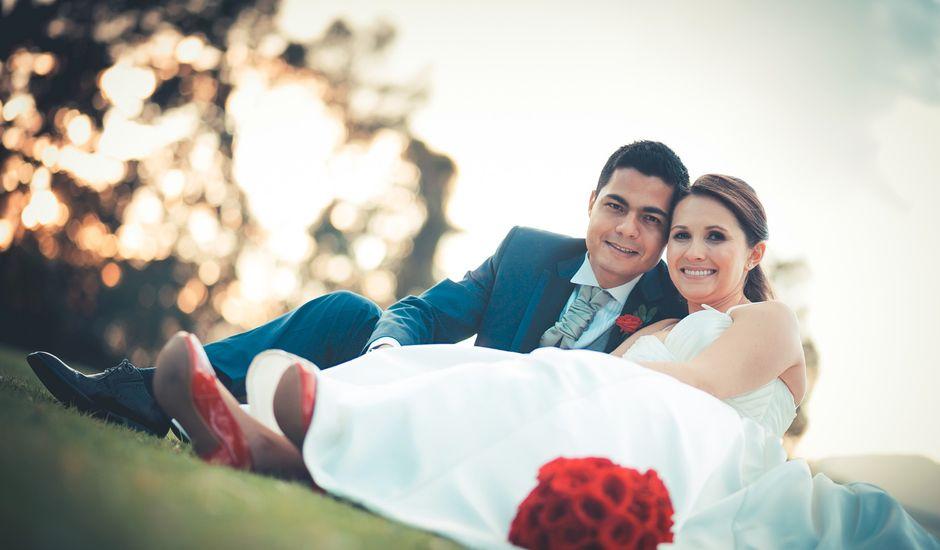 El matrimonio de Fabio y Vivian en Bogotá, Bogotá DC