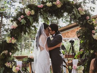 El matrimonio de Leidy y Santiago