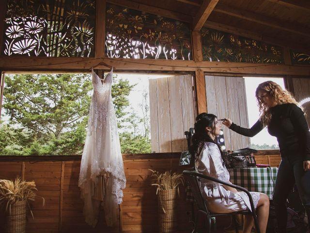 El matrimonio de Santiago y Leidy en Rionegro, Antioquia 1