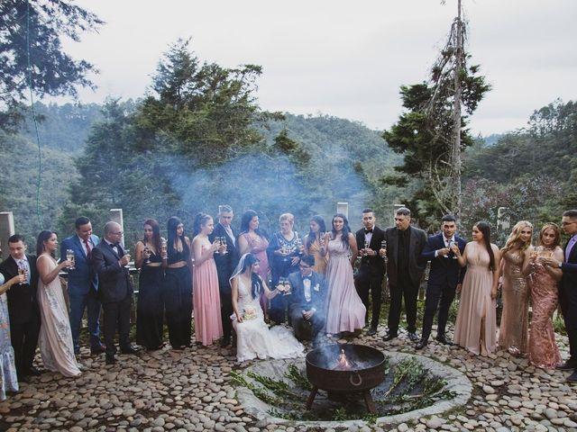 El matrimonio de Santiago y Leidy en Rionegro, Antioquia 11