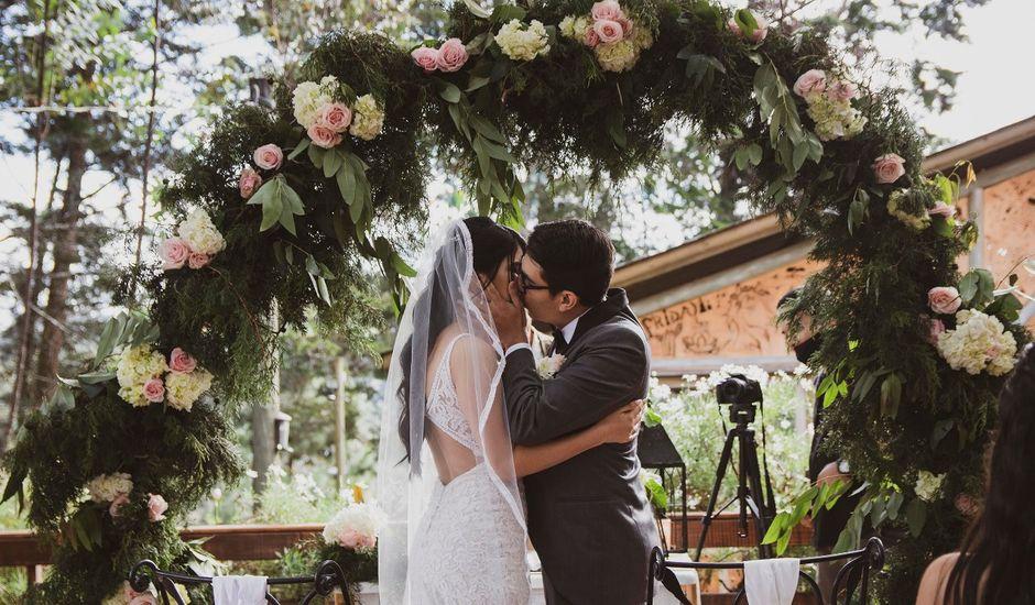 El matrimonio de Santiago y Leidy en Rionegro, Antioquia