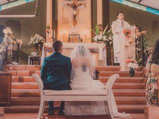 El matrimonio de Johnatan  y Eliana  1