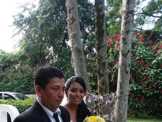 El matrimonio de Daniela  y Didier  1