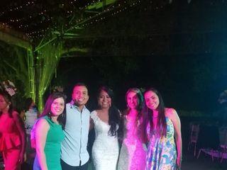 El matrimonio de Daniela  y Didier  3