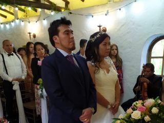 El matrimonio de Liliana y Oscar 2