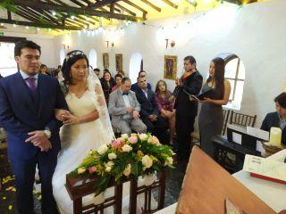 El matrimonio de Liliana y Oscar 3