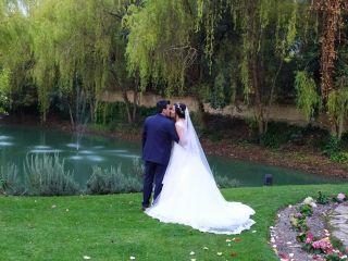 El matrimonio de Liliana y Oscar