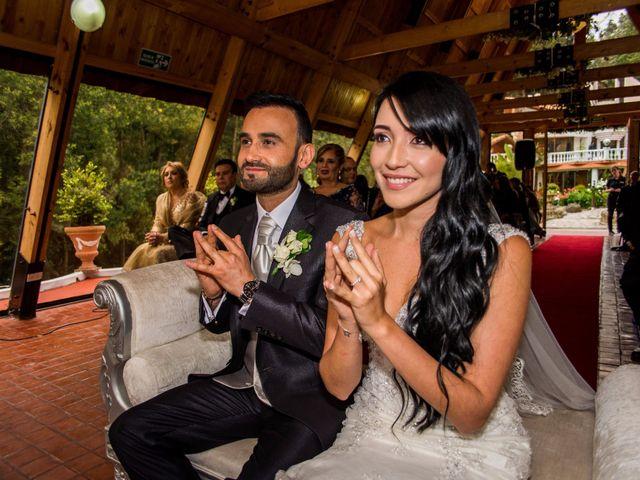 El matrimonio de Natasha y Ricardo
