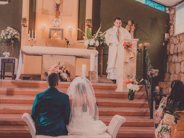 El matrimonio de Eliana  y Johnatan  en La Calera, Cundinamarca 4