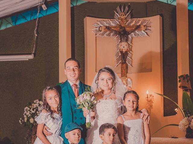 El matrimonio de Eliana  y Johnatan  en La Calera, Cundinamarca 5