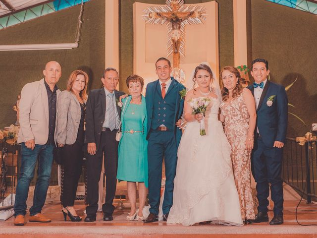 El matrimonio de Eliana  y Johnatan  en La Calera, Cundinamarca 6