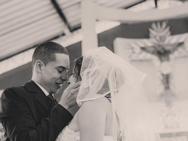 El matrimonio de Eliana  y Johnatan  en La Calera, Cundinamarca 7