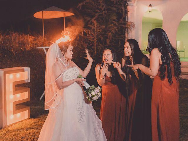 El matrimonio de Eliana  y Johnatan  en La Calera, Cundinamarca 9