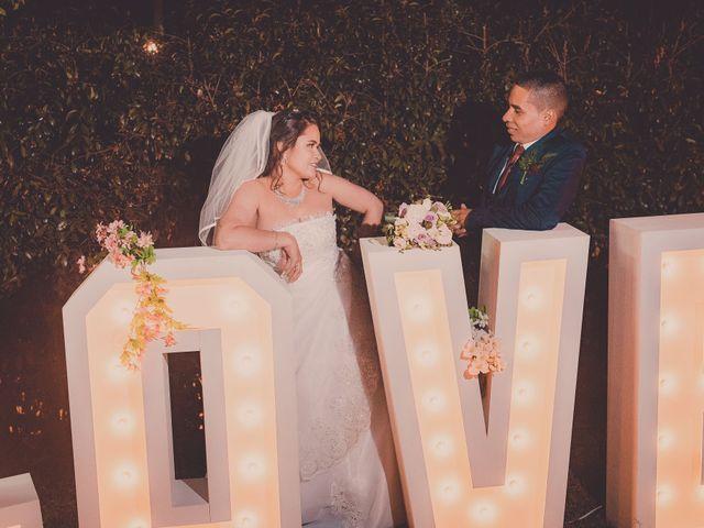 El matrimonio de Eliana  y Johnatan  en La Calera, Cundinamarca 10