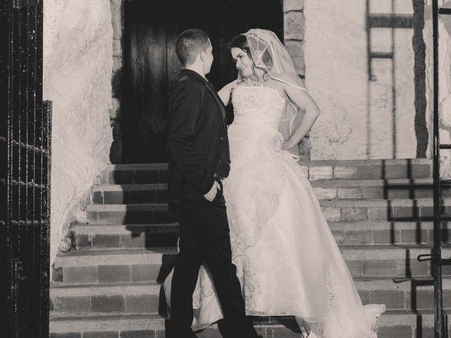 El matrimonio de Johnatan  y Eliana