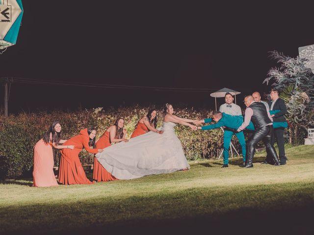 El matrimonio de Eliana  y Johnatan  en La Calera, Cundinamarca 2
