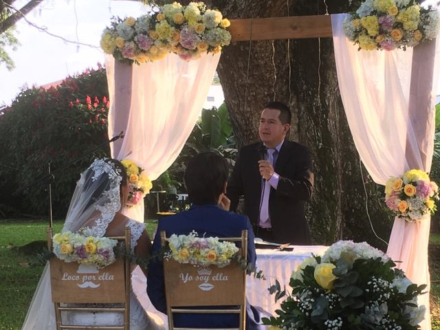 El matrimonio de Didier  y Daniela  en Jamundí, Valle del Cauca 1