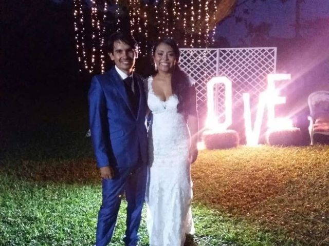El matrimonio de Daniela  y Didier