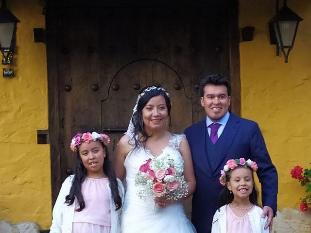 El matrimonio de Oscar y Liliana en Subachoque, Cundinamarca 1