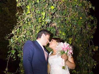 El matrimonio de Sandra y Andrés 2