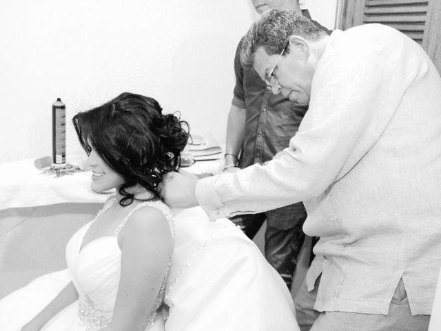 El matrimonio de Edgardo y Glenda en Cartagena, Bolívar 5