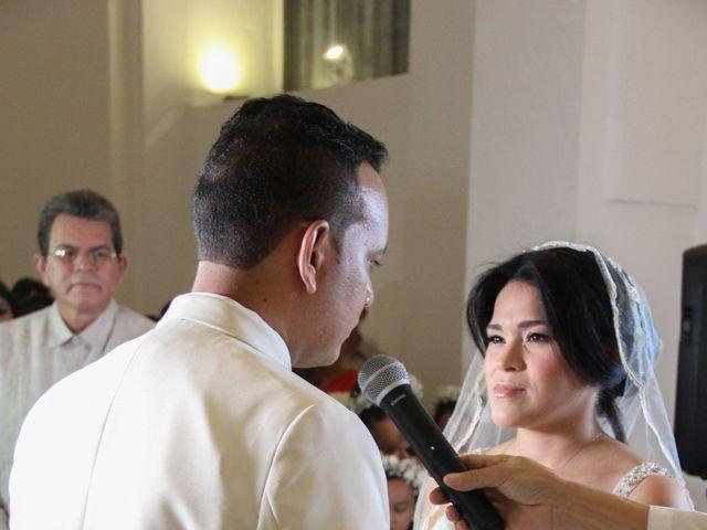 El matrimonio de Edgardo y Glenda en Cartagena, Bolívar 12
