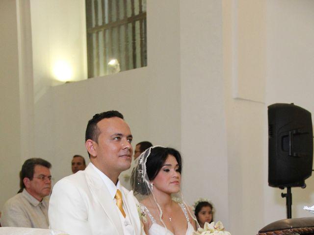 El matrimonio de Edgardo y Glenda en Cartagena, Bolívar 18