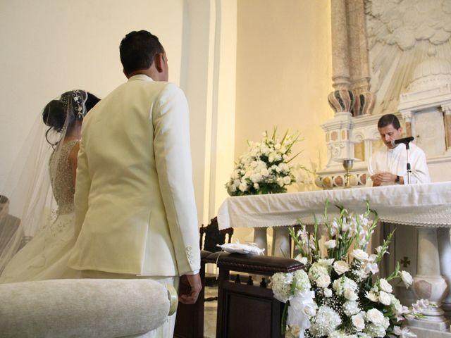 El matrimonio de Edgardo y Glenda en Cartagena, Bolívar 19