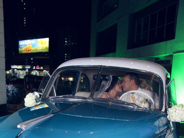 El matrimonio de Edgardo y Glenda en Cartagena, Bolívar 23