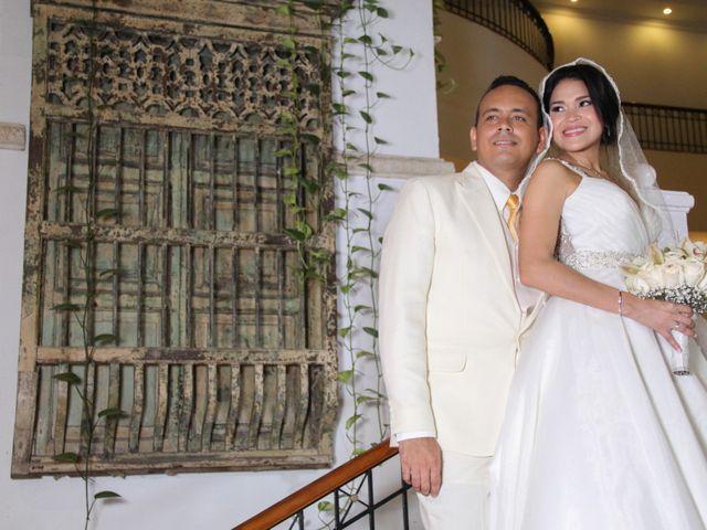 El matrimonio de Glenda y Edgardo