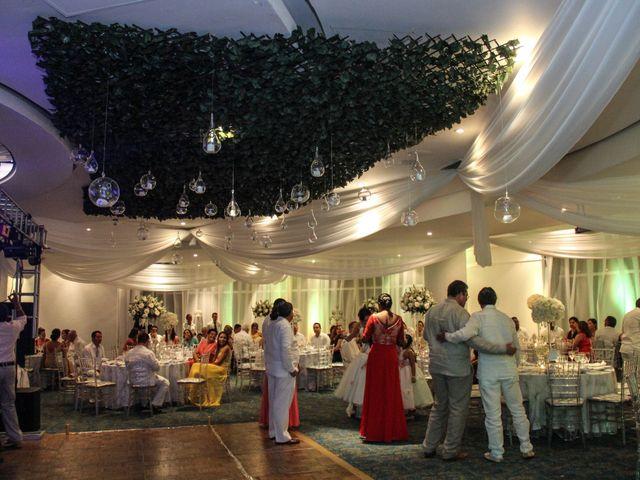 El matrimonio de Edgardo y Glenda en Cartagena, Bolívar 33