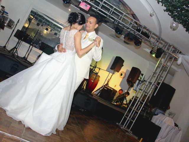 El matrimonio de Edgardo y Glenda en Cartagena, Bolívar 37