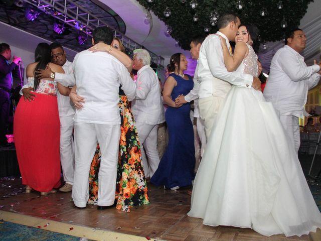 El matrimonio de Edgardo y Glenda en Cartagena, Bolívar 39