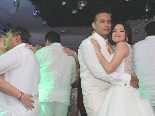 El matrimonio de Edgardo y Glenda en Cartagena, Bolívar 40