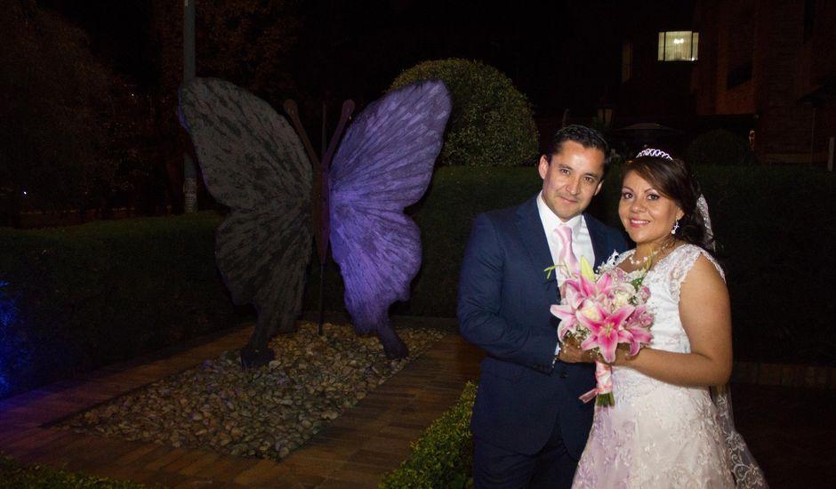 El matrimonio de Andrés y Sandra en Bogotá, Bogotá DC