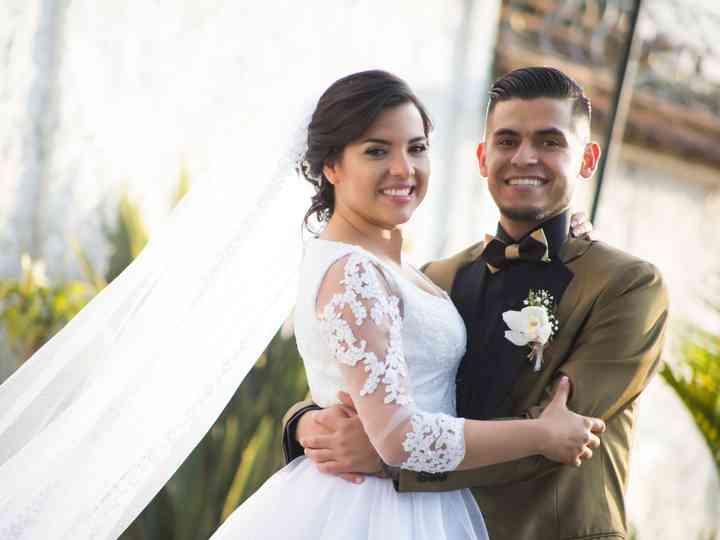El matrimonio de Adriana y Carlos