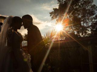 El matrimonio de Adriana y Carlos 1