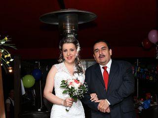 El matrimonio de Alfonso y María Alejandra 1