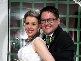 El matrimonio de Alfonso y María Alejandra 2