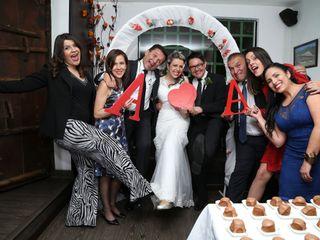 El matrimonio de Alfonso y María Alejandra 3