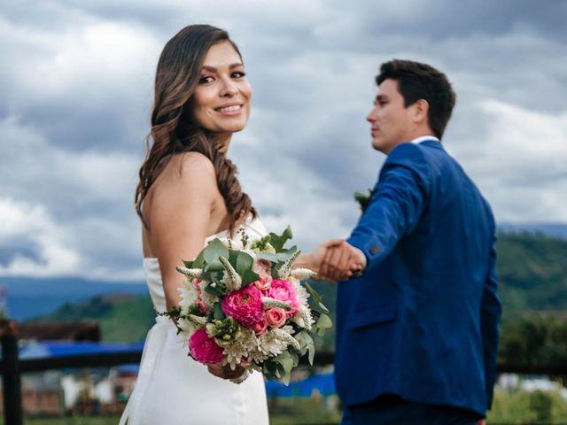 El matrimonio de Edwin y Marisela en Armenia, Quindío 51